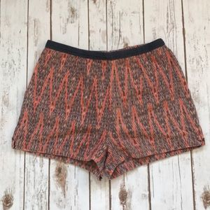 Urban Outfitters Ecoté Ikat Shorts